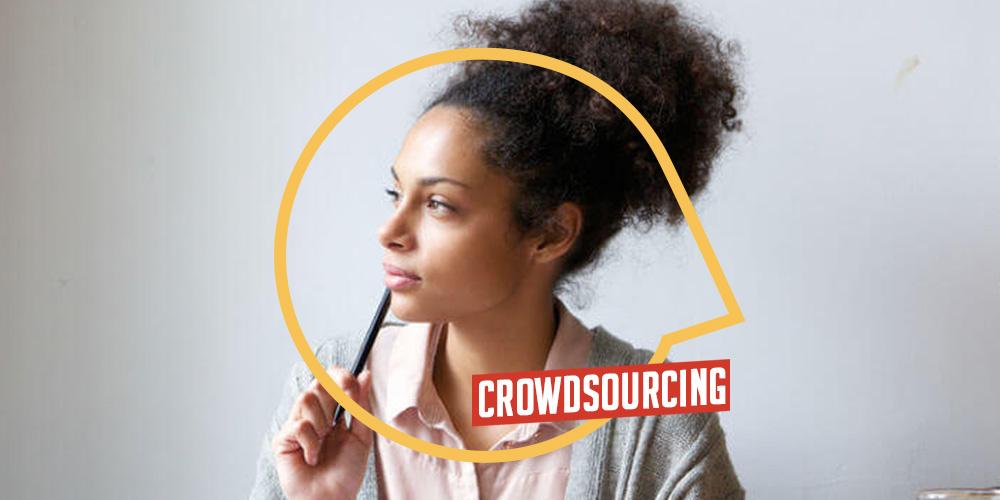 Mil cabeças pensam melhor que uma: tudo sobre crowdsourcing