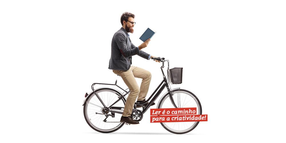 Ler é o caminho para a criatividade! Sete livros para abrir a sua Kaxola